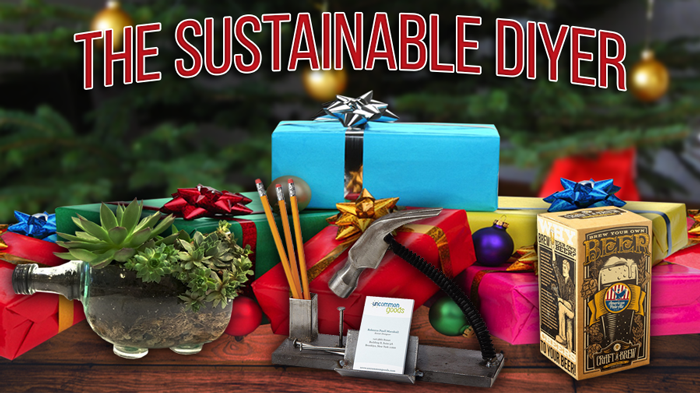 Sustainable Gift Guide: The Sustainable DIYer