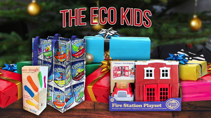 Sustainable Gift Guide: The Eco Kids