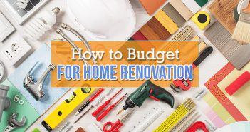 How to Budget for a Home Remodel