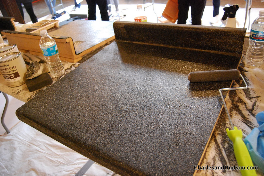 "Image: Charles & Hudson, ""Finished Countertop"", CC by 2.0"