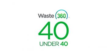 Waste360 40 under 40