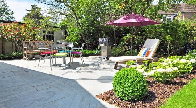 5 backyard landscaping ideas on a budget budget dumpster
