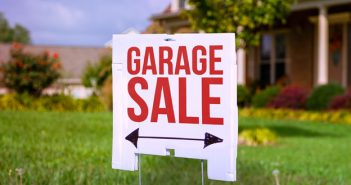 Garage Sale Tips to Get the Biggest Bang for Your Clutter