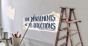 Home Improvements with Tax Deductions