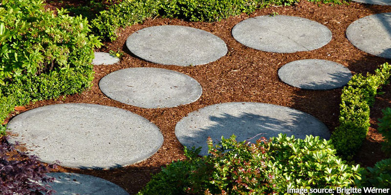 diy garden walkway