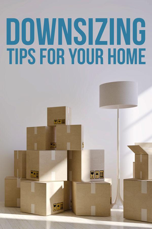 7 tips for downsizing to a smaller home budget dumpster. Black Bedroom Furniture Sets. Home Design Ideas