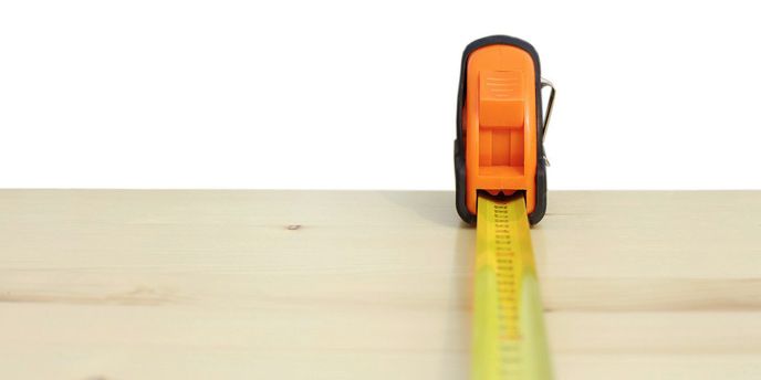Extended Tape Measure