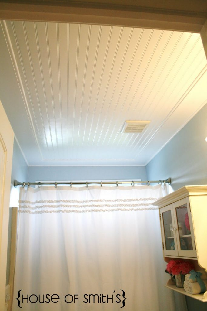 Install Beadboard In The Kitchen Bathroom And Bedroom