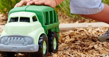 Green Toys Makes Sustainable Toys