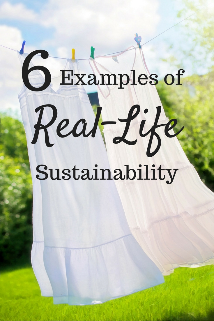Discover 6 simple, practical ways to go green without making major lifestyle changes.