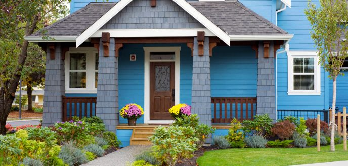 Budget Landscaping Ideas for Small Front Yard