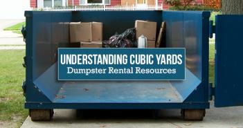 Understanding Cubic Yards
