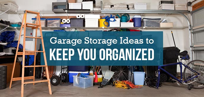 5 Easy Diy Garage Storage Ideas Budget Dumpster