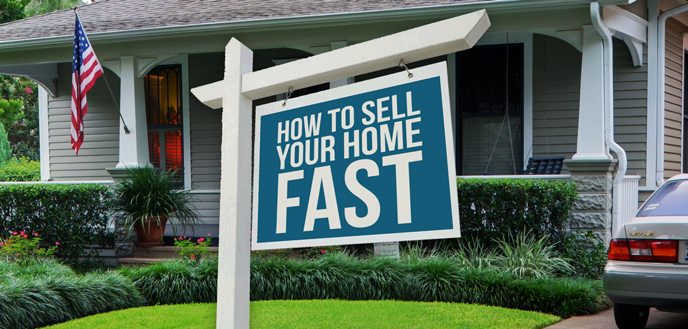Top 10 Tips to Sell Your Home Fast | Budget Dumpster Tips For Selling Your Home on staging your home, selling a home, buying your home, unique ways to stage your home,