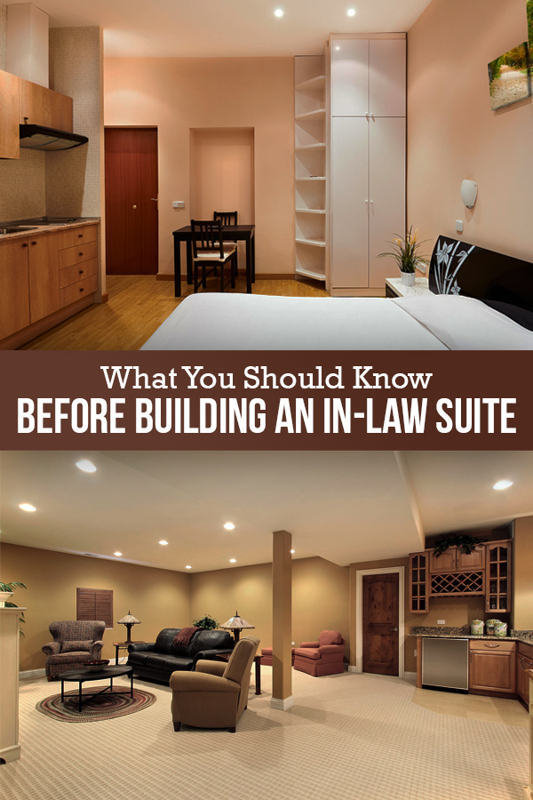 What Is An In Law Suite And How Much Does It Cost