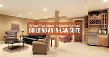 Building an In-Law Suite