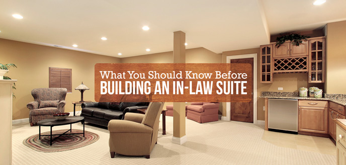 What Is An In Law Suite And How Much Does It Cost Budget