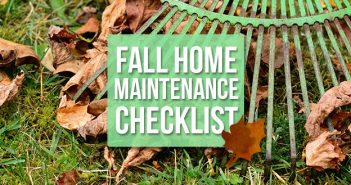 12 Last-Minute Fall Home Maintenance Tasks