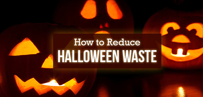 How to Reduce Waste for an Eco-Friendly Halloween
