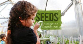 SEEDS NC Dumpster Donation