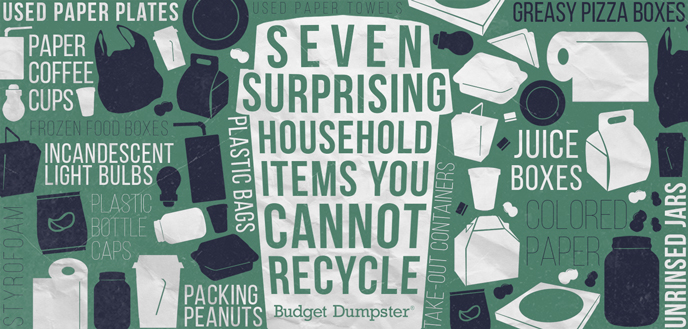 7 Things You Cannot Recycle