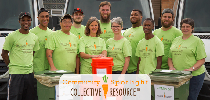 Collective Resource Feeding the Soil One Bucket at a Time