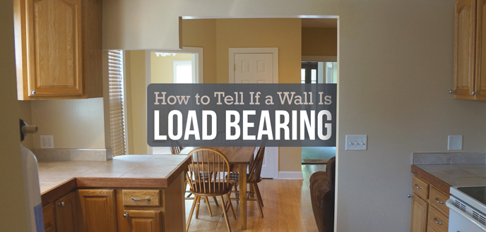 How To Identify A Load Bearing Wall Budget Dumpster
