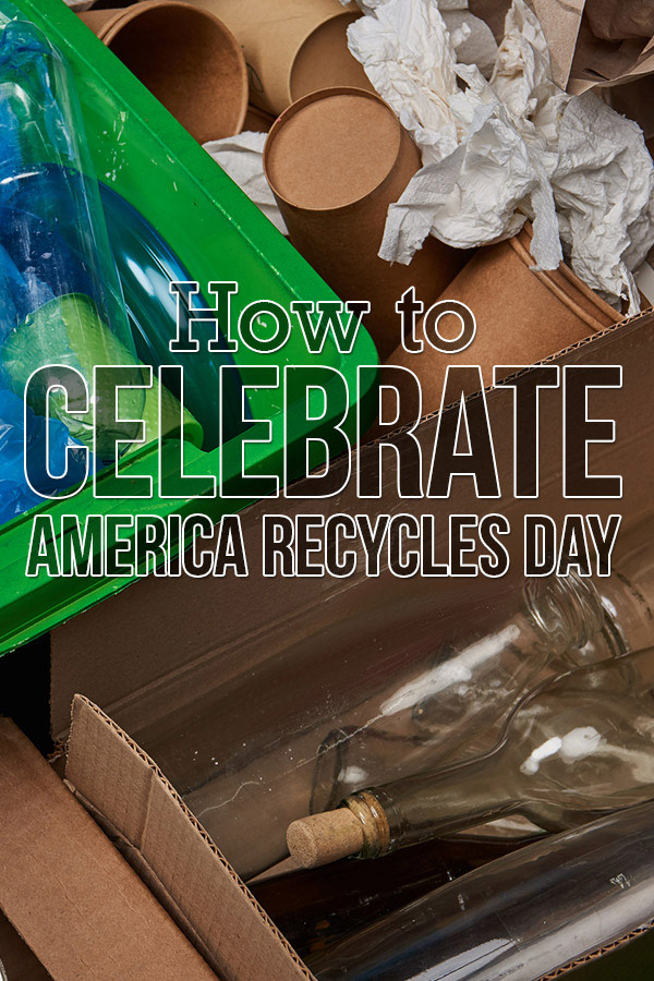 Celebrate America Recycles Day with Recycling Tips