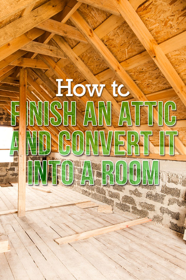 How to Convert an Attic Pin