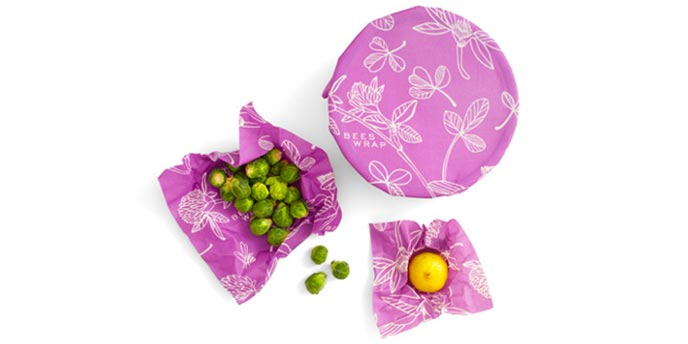 Pink Reusable Food Packaging