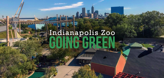 Indianapolis Zoo Going Green