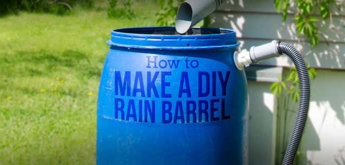 How to Build a DIY Rain Barrel