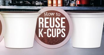 Ideas for Reusing K-Cups