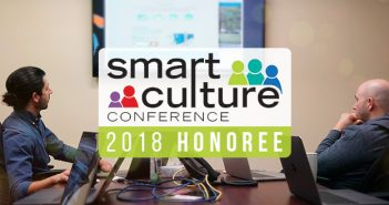 Budget Dumpster Receives Smart Culture Award