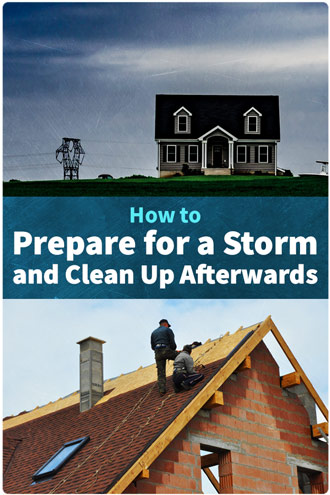 Storm Preparation Tips