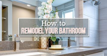 How to Remodel Your Bathroom From Start to Finish