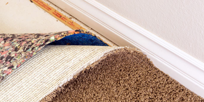 How To Remove Carpet In 5 Simple Steps Budget Dumpster