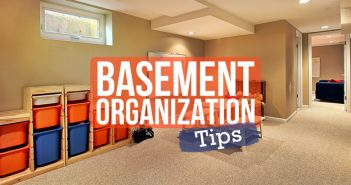 4 Easy Basement Organizing Tips You Can Use This Weekend