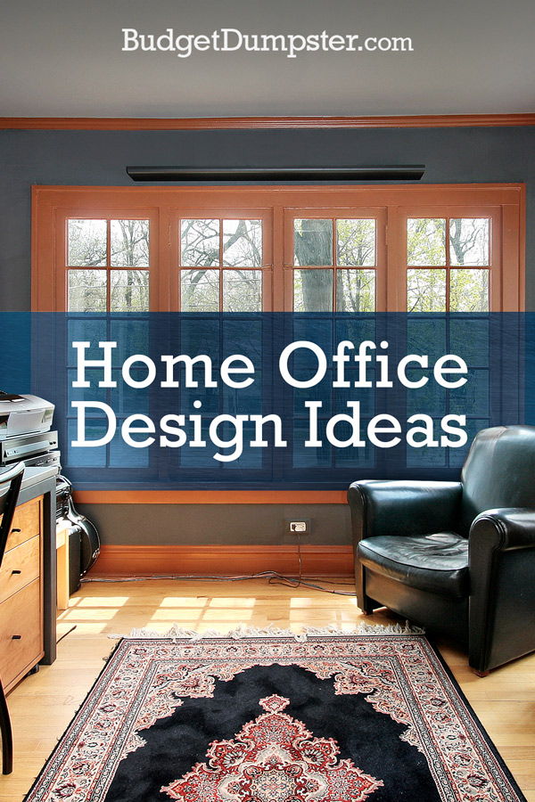 Avoid daydreaming while working from home with these home office design ideas. We'll show you how to find the right room, furniture, storage solutions and more to boost your productivity.