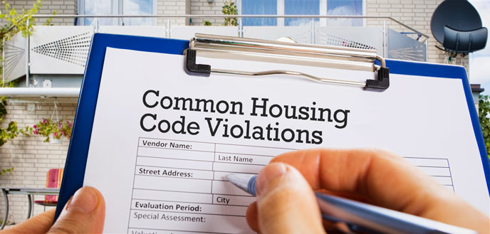 How to Avoid Common Housing Code Violations