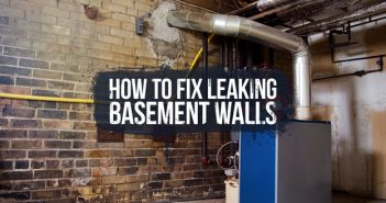 How to Fix Basement Leaks