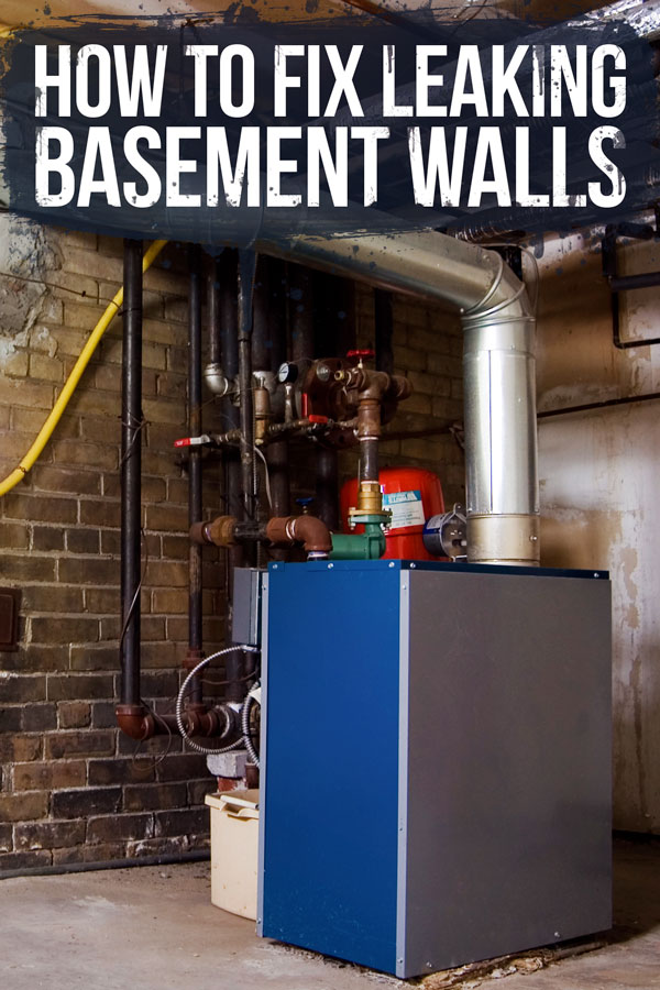 Learn how to identify and fix leaks in your basement walls, as well as when you should call in the professionals.