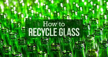 How to Recycle Glass at Home