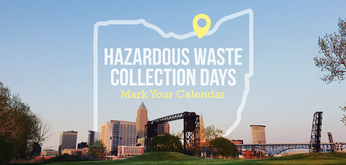 Upcoming Cleveland-Area Hazardous Waste Collection Events