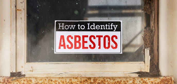 How to Identify Asbestos During a Renovation | Budget Dumpster