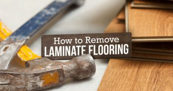 How to Remove Laminate Flooring