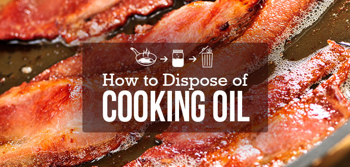 How To Properly Dispose Of Grease Cooking Oil Budget Dumpster