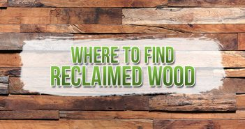 Where to Find Reclaimed Wood