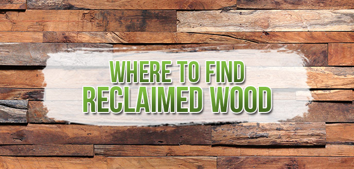 Where To Find Reclaimed Wood Budget