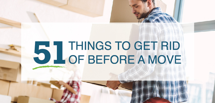 51 Things to Get Rid of Before a Move